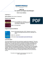 LGMT 536 Online Syllabus 0812