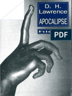 D. H. Lawrence - Apocalipse (Hiena Editora, Portugal, 1993)