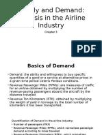 Aviation Economics - Chapter 3