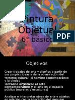 pintura objetual