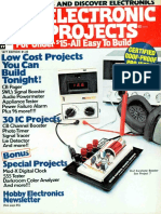 101 Electronics Projects 1977