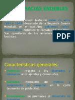DEMOCRACIAS ENDEBLES (1)