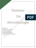 1)Resumo de Microbiologia