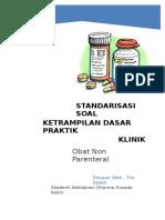 PEM. OBAT N. PARENT - Akbid Dharma Husada Kediri