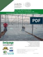 Biosolarizacion Tecnica Para El Control de Patógenos Del Suelo en Invernaderos