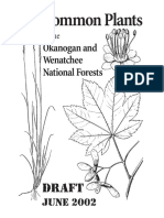 Plants of Okanogan