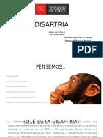 Disartria II