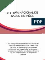 Sistema Nacional de Salud Español