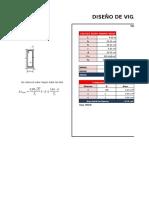 Diseño De Vigas Flexion ACI 318