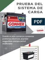 Gonher - Prueba Sistema de Carga
