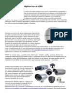 Mejor sistemas de vigilancia en $300