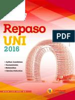 LENGUAJE REPASO UNI 2016