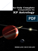 KP ASTROLOGY BOOK for Beginners | Greenwich Mean Time | Divination
