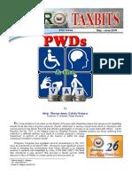 Taxbits 31st Vol6 May-June 2015