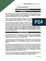 PALS Political Law Doctrinal Syllabus