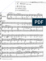 Canon y Aleluya Mozart
