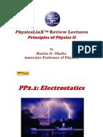 1-2 Electric Fields