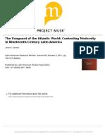 La Vanguardia en El Mundo Atlántico