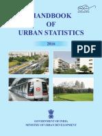 Handbook of Urban Statistics