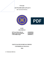 latihan soal intermediate accounting