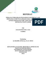 Cover referaat