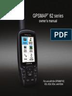 GPS Map 62stc Manual