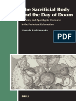 (Aries Book Series 1) Urszula Szulakowska-The Sacrificial Body and the Day of Doom_ Alchemy and Apocalyptic Discourse in the Protestant Reformation