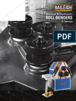 Roll Bender Catalog