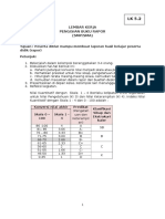 4. LK Pengisian Rapor SMP-SMA (LK 5.2)