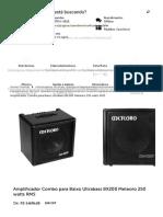 Amplificadores Meteoro BX200 - Compre Online Girafa.pdf