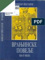 Božidar Šekularac~Vranjske povelje (13-15 vek)