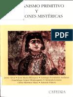 Cristianismo Primitivo y Religiones Mistericas