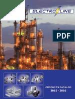 ELECTROLINE EMT, IMC, RSC Conduit Fittings Catalog 2015-2016
