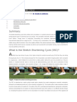 STRETCH Shortning Cycle