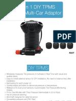 R30T TPMS+Car Adaptor
