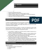 ADMINISTRACION Y ARCHIVO DE DOCUMENTOS UNIDAD 3