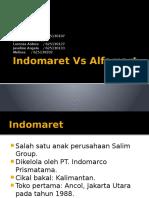 Indomaret vs Alfamart