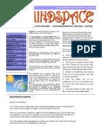 Mindspace Magazine September 2014