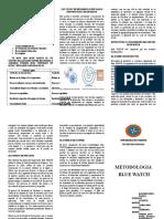 Triptico Blue Watch