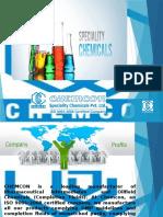 Chemcon Corporate Profile
