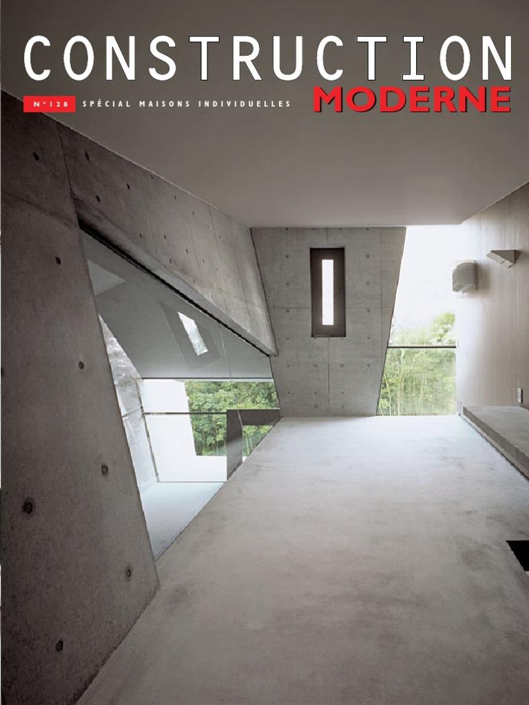 CM 12   Conception architecturale   Architecture