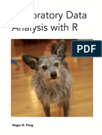 Exploratory Data Analysis With R (2015)