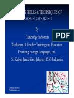 SPEAKING SKILLS & TECHNIQUES OF ASSESSING SPEAKING.pdf