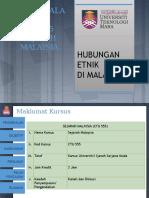 CTU555 Sejarah Malaysia - Pengenalan