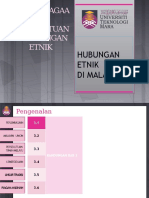 CTU555 Sejarah Malaysia - Perlembagaan Persekutuan & Hubungan Etnik