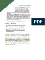 Phosphate Dosing