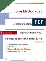 Circuitos Electronicos 3 Unidad 4