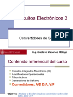 Circuitos Electronicos 3 Unidad 5
