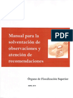 OFS Manual Para Solventacion