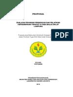 SOLIHIN-781610669-Tugas Proposal Evaluasi Program